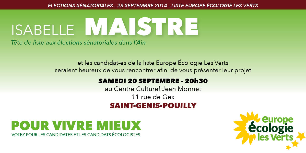 Rencontre pays gex
